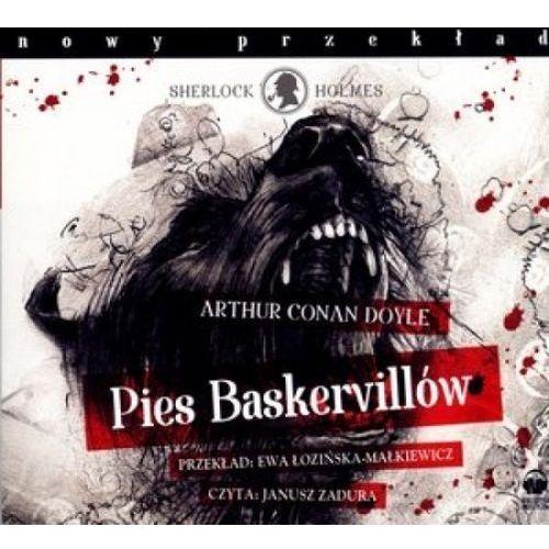Pies Baskervillów. Książka Audio Cd Mp3, Biblioteka Akustyczna