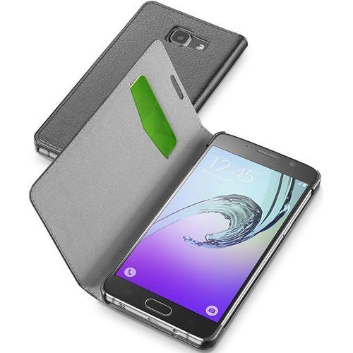 Etui CELLULAR LINE Book Essential do Samsung Galaxy A5 Czarny, kolor czarny