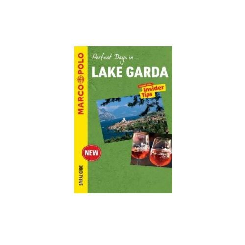 Lake Garda Marco Polo Travel Guide - with pull out map, Marco Polo