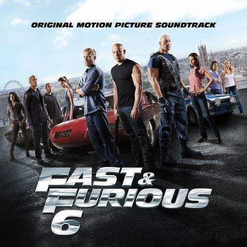 Universal music Fast & furious 6 (0602537402489)
