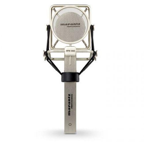 mpm-3000 mikrofon pojemnościowy marki Marantz