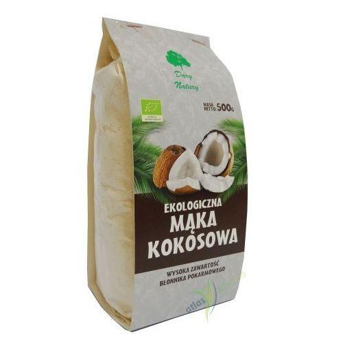 Mąka kokosowa ekologiczna 500g (5902741009845)