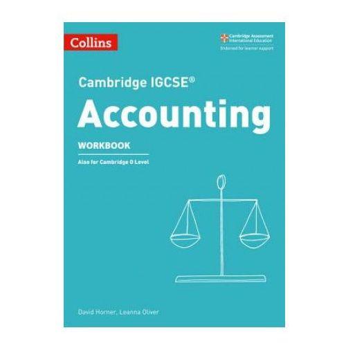 Cambridge IGCSE (TM) Accounting Workbook