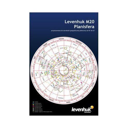 Mapa LEVENHUK Duża planisfera M20