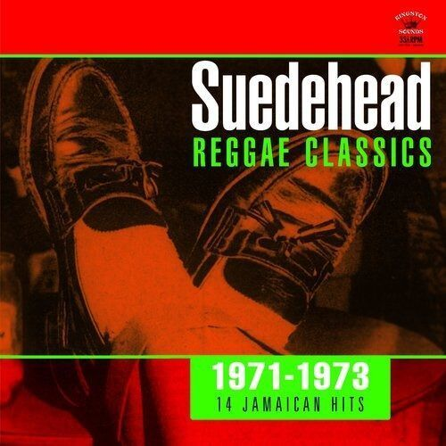 Suedehead - reggae classics 1971-1973 - różni wykonawcy (płyta cd) marki Various artists