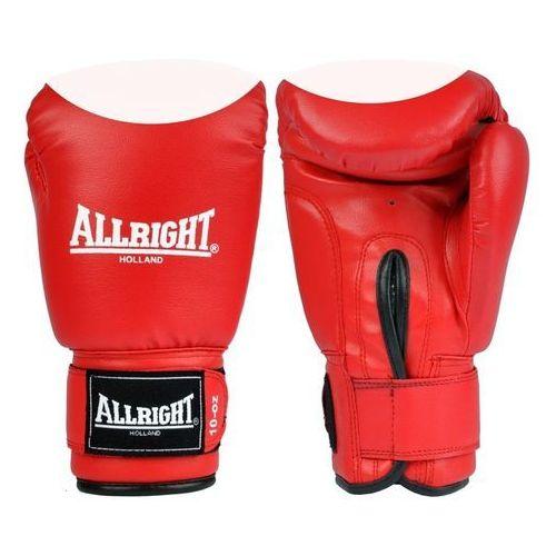 Allright Rękawice bokserskie pvc