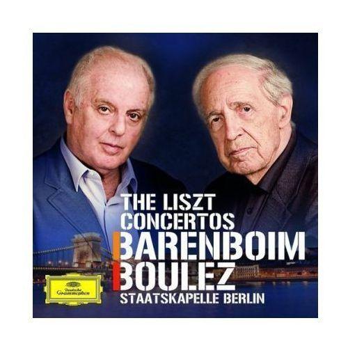 LISZT:CONCERTOS - Daniel Barenboim (Płyta CD) (0028947795216)