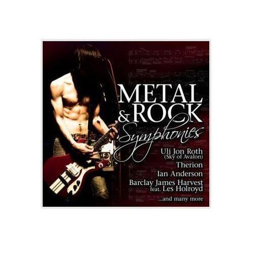 Metal & rock symphonies marki Zyx music