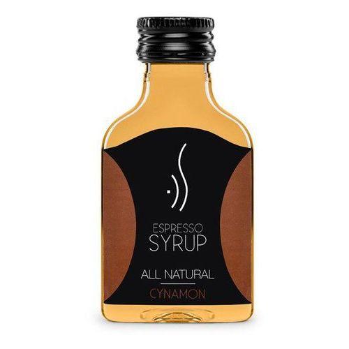 Espresso syrup Cynamon 100 ml - 100ml