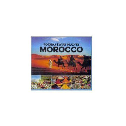 Soliton Praca zbiorowa - poznaj świat muzyki morocco cd (5901571095899)