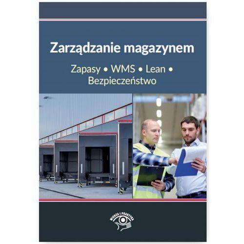 Zarządzanie magazynem Zapasy WMS Lean Bezpieczeństwo - Dostawa 0 zł, praca zbiorowa