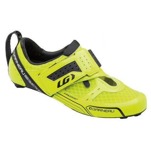 tri x-lite profesjonalne buty triathlonowe, fluor marki Louis garneau