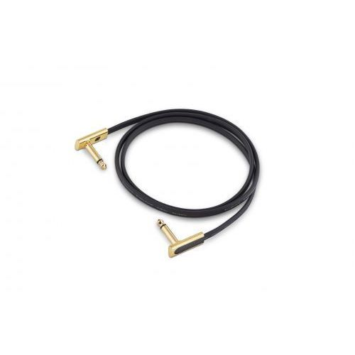 gold series flat patch cable - 100 cm / 39 3/8 marki Rockboard