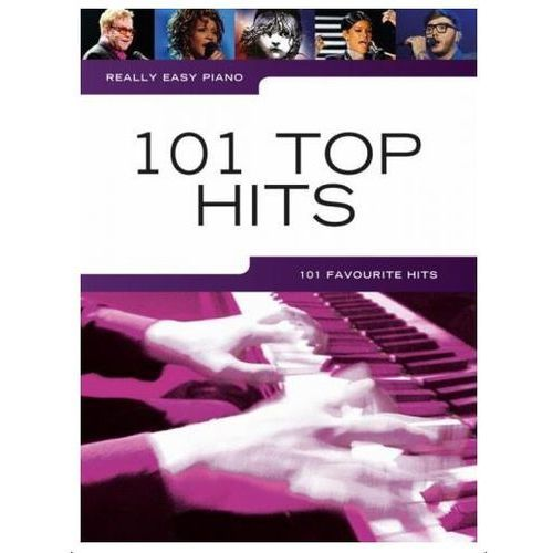 PWM 101 TOP HITS - REALLY EASY PIANO