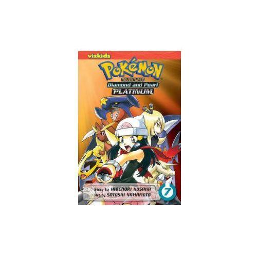 Pokemon Adventures Diamond & Pearl Platinum (9781421542478)