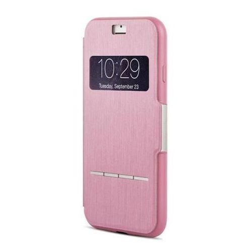 Moshi SenseCover - Etui z klapką dotykową iPhone 7 (Rose Pink) Odbiór osobisty w ponad 40 miastach lub kurier 24h (4713057250309)