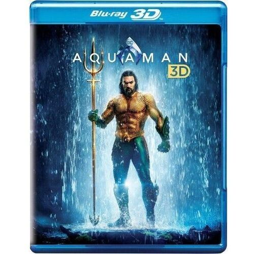 Aquaman (2bd 3-d) (płyta bluray) marki James wan