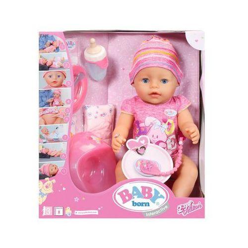 Baby born lalka interaktywna dziewczynka 822005 (4001167822005)