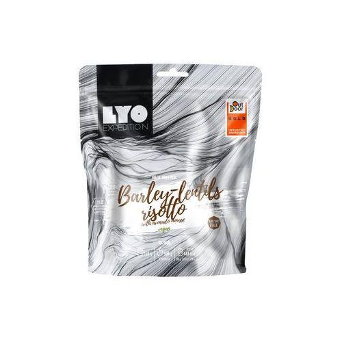 Liofilizat risotto 110g (na porcję 500g, 433 kcal) marki Lyo food
