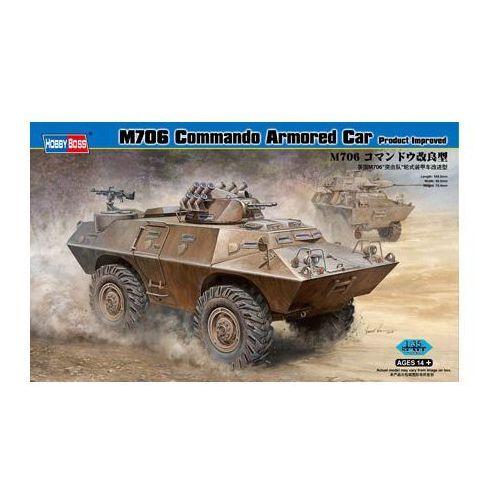 Hobby Boss M706 Commando Armored Car (6939319224194)