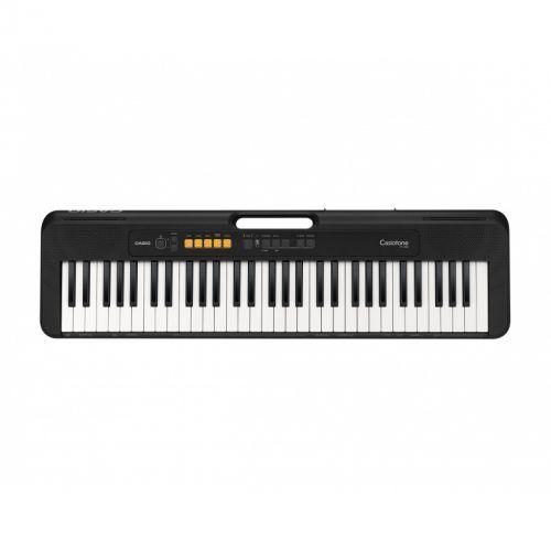 Casio ct s 100 bk keyboard, kolor czarny