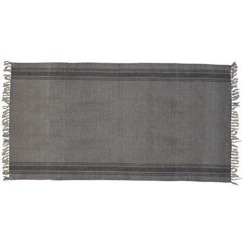 Dywanik Szary w Paski Ib Laursen 6271-00 (dywanik podłogowy) od Meble.pl