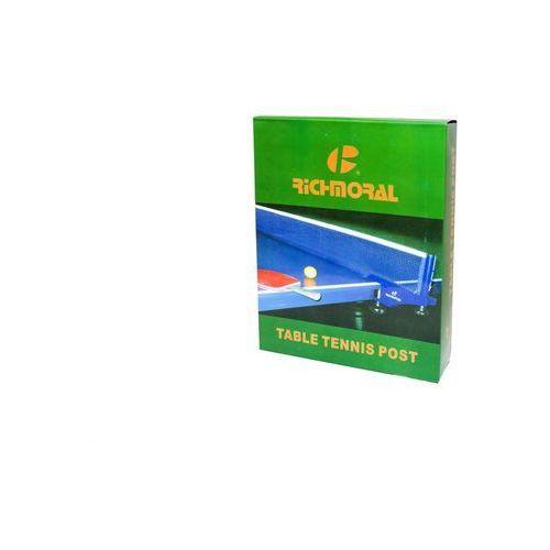 Siatka do tenisa stołowego + klipy/kpl marki P.w.euro-tech anita gibas
