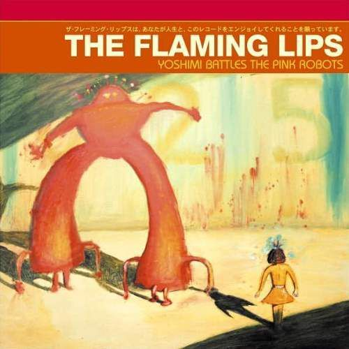 The flaming lips - yoshimi battles the pink robots marki Warner music / warner bros. records