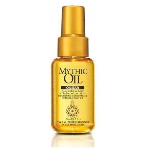 L´Oreal Paris Mythic Oil Nourishing Concentrate Oil 50ml W Olejek do włosów - sprawdź w E-Glamour.pl