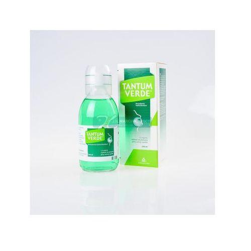 Tantum Verde płyn do płukania 240 ml (Preparatyna zapalenie dziąseł)