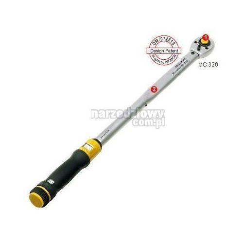 PROXXON Klucz dynamometryczny MICRO-CLIC 320 S 1/2`` TRANSPORT GRATIS ! sprawdź szczegóły w narzedziowy.com.pl