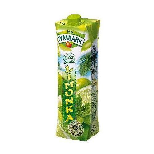 Napój wieloowocowy owoce świata limonka 1 l marki Tymbark