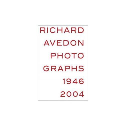 Richard Avedon: Photographs 1946-2004 (192 str.)