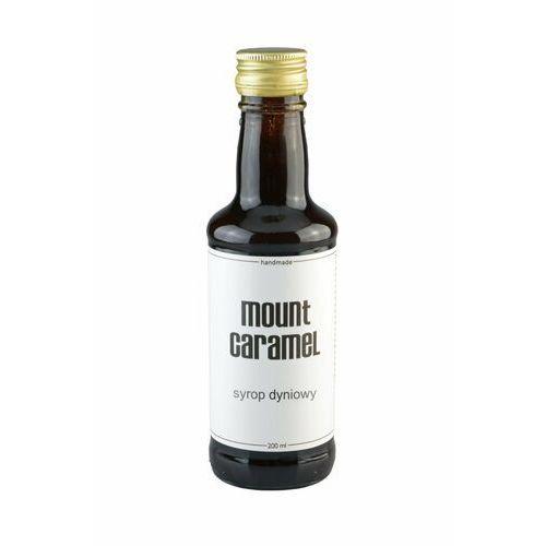 Mount caramel dobry syrop dyniowy 200ml