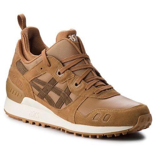 Sneakersy - tiger gel-lyte mt 1193a035 caramel/brown storm marki Asics