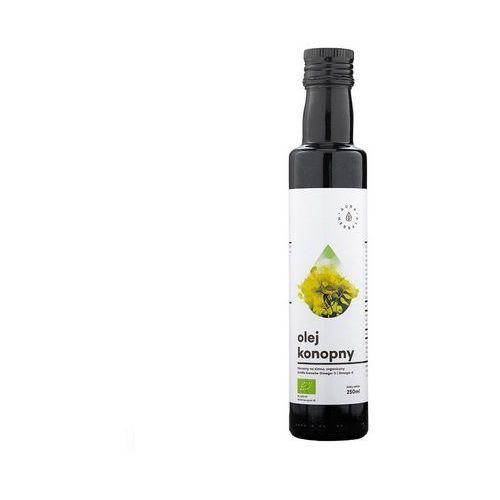 Olej konopny bio /aura/ 250ml marki Aura glob