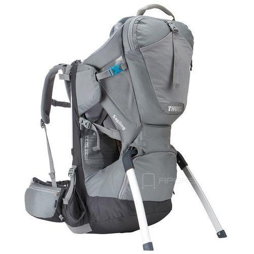sapling nosidło dla dzieci / plecak wycieczkowy / szary - dark shadow / slate marki Thule