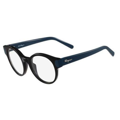 Okulary korekcyjne sf 2757 973 marki Salvatore ferragamo