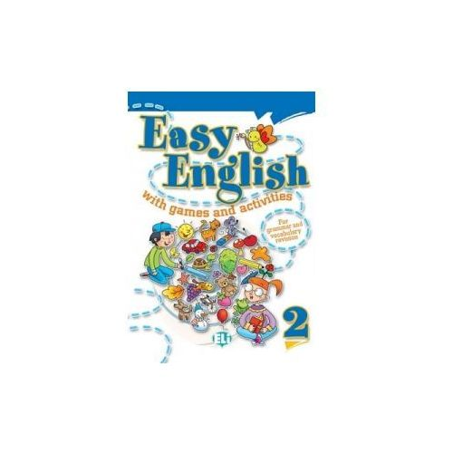 Easy English with games and activities 2 (z CD)