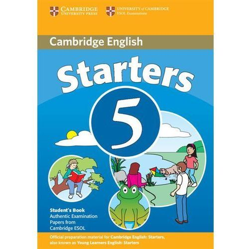 Cambridge Young Learners English Tests Second Edition Starters 5 Podręcznik (57 str.)