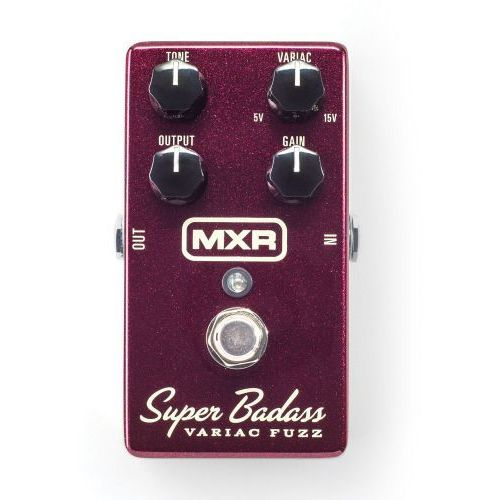 Mxr m236 - super badass variac fuzz efekt gitarowy