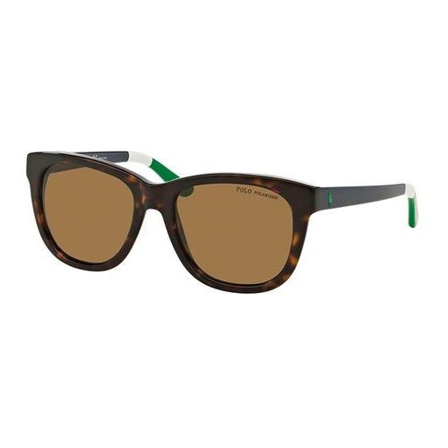 Okulary Słoneczne Polo Ralph Lauren PH4105 Pop Color Polarized 557783