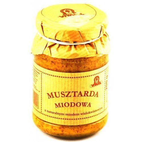 Zpow vitapol Musztarda miodowa vitapol 200g (5901273022216)