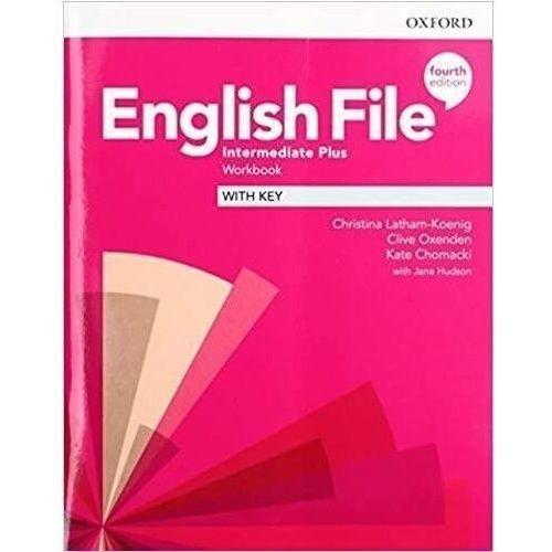 English File 4E Interm Plus WB with key - Praca zbiorowa (9780194039208)