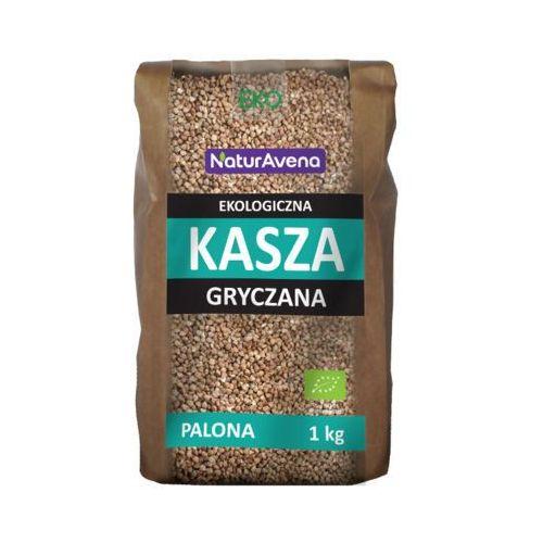 NATURAVENA 1kg Kasza Gryczana palona Bio