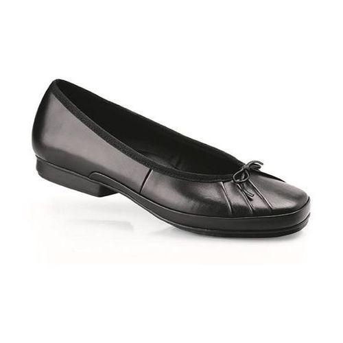 Buty damskie | Dress - Ballerina II | czarne | rozmiary 35-43 - produkt z kategorii- Pozostałe obuwie damskie