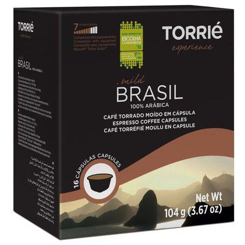 Nespresso kapsułki Torrie brasil kapsułki do dolce gusto – 16 kapsułek