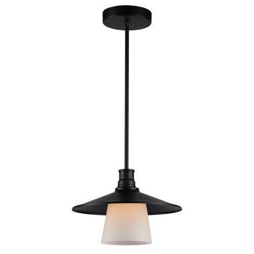 Lampa wisząca Candellux Loft 1x60W E27 czarna 31-43108 (5906714843108)