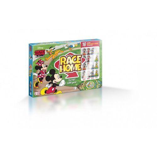 Gra Chińczyk Miki i przyjaciele Wyścig do domu (5411068301650)
