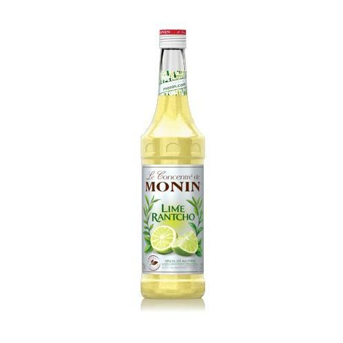 Monin Koncentrat Lime Rantcho 0,7 l (3052911275326)